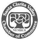 Proud member of the Santa Clarita Valley Chamber of Commerce